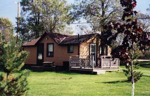 Cottage One - Lakeview Resort, Manitoulin Island, Northern Ontario, Canada