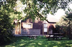 Cottage Two - Lakeview Resort, Manitoulin Island, Northern Ontario, Canada
